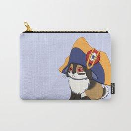 Lièvre à Cornes en Chapeau Carry-All Pouch