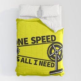 Single Speed Bike Comforters