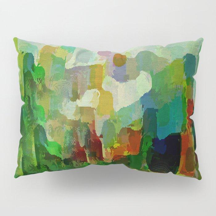 City Park Pillow Sham