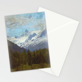 Distressed Stationery Cards