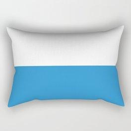 Lucerne region switzerland country flag swiss Rectangular Pillow