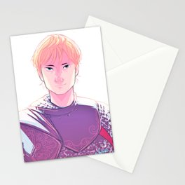 Young Pendragon Stationery Cards