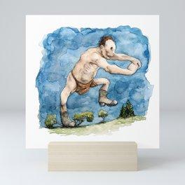 The Giant Mini Art Print
