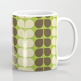 Retro leaf Coffee Mug