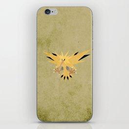 145 zpdos iPhone Skin