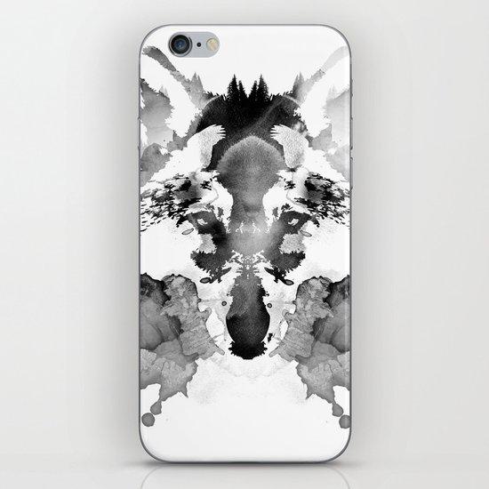 Rorschach iPhone & iPod Skin