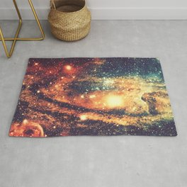 Deep space, mashups #8 Rug
