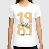 1984 T-shirts featuring 1984 by willjames