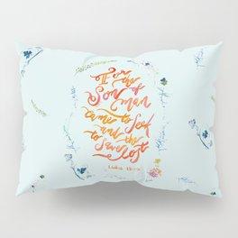 The Son of Man - Luke 19:10 Pillow Sham