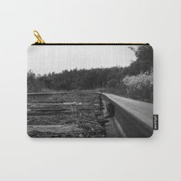 A Scene in Time of a Time Gone By Carry-All Pouch