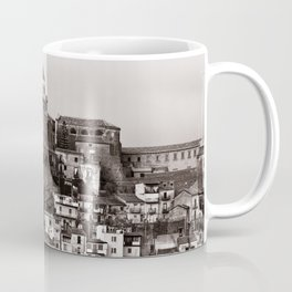 "Urban Landscape of Sicily ""VACANCY"" zine Coffee Mug"