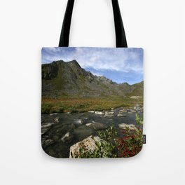 Hatcher Hike - Alaska Tote Bag