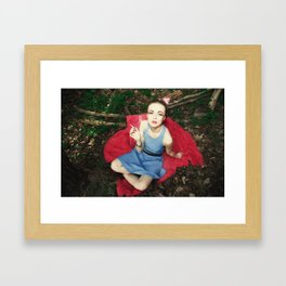 Pick Nick Framed Art Print