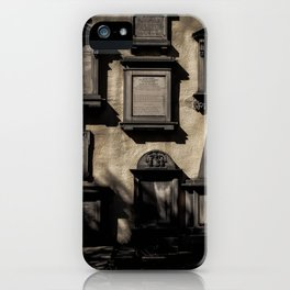 Wall of the Dead iPhone Case