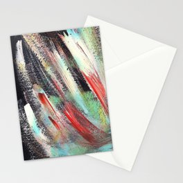 Cosmic multispace ing Stationery Cards
