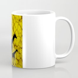 Giraffiti Coffee Mug