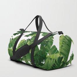 Banana Green Duffle Bag