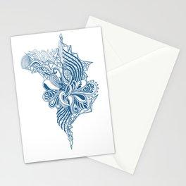 Sticky Thread Stationery Cards