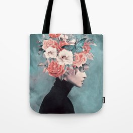 blooming 3 Tote Bag