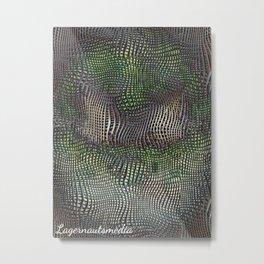 ALIEN 1 - 075 Metal Print