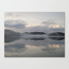 Mistworld Canvas Print