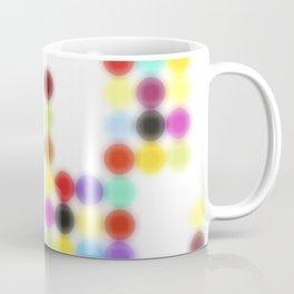 Ghost printing Dotty Coffee Mug