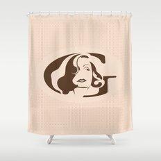 Garbo Shower Curtain