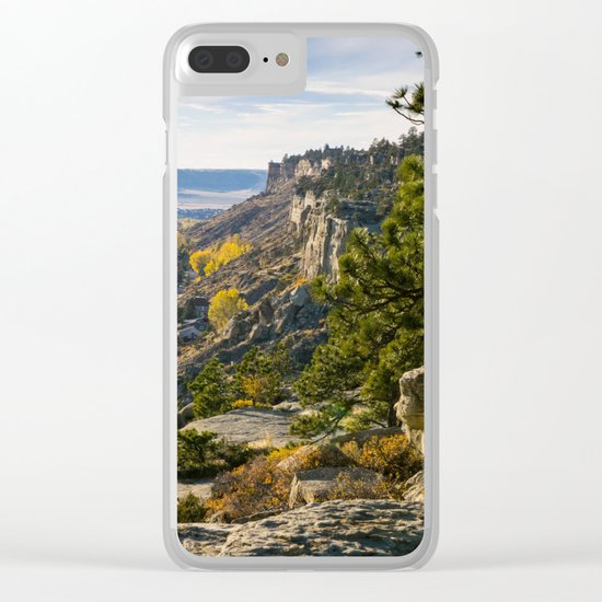 October 21 2016 2 Clear iPhone Case
