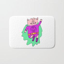 Super-Meow Bath Mat
