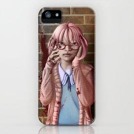 Mirai Kuriyama iPhone Case