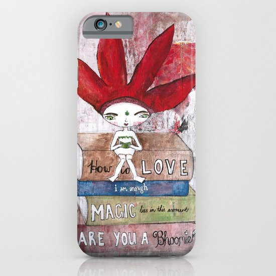Soul-Searching Bhoomie iPhone & iPod Case