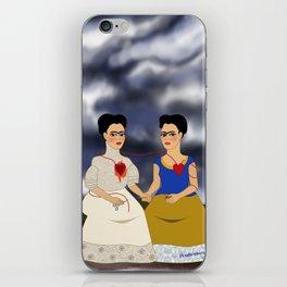 Frida Kahlo - Ladies Fridas iPhone Skin