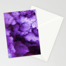 pastel cloud Stationery Cards