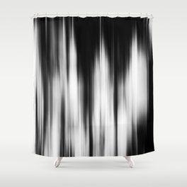FLASHES OF MEMORY Shower Curtain