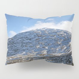 The Drive to Cardrona Ski Fields from Queenstown, New Zealand Pillow Sham