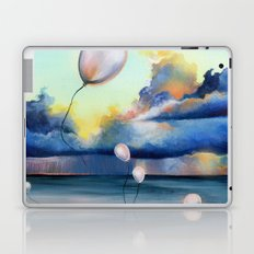 Balloons Over Water Laptop & iPad Skin
