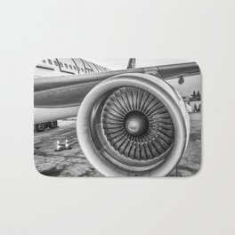Engine-uity! Bath Mat