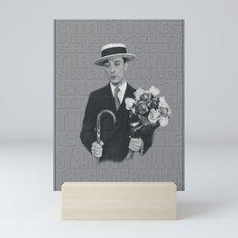 Buster Keaton Mini Art Print