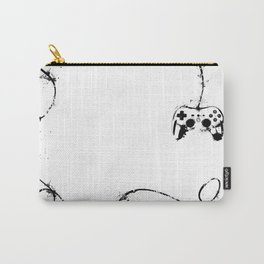 Gaming Console Carry-All Pouch