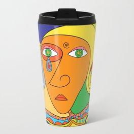 Autoritratto Travel Mug