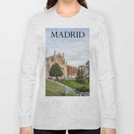 El Prado Museum. Madrid Long Sleeve T-shirt