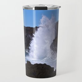 coast of lanzarote Travel Mug