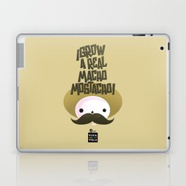 macho mostacho  Laptop & iPad Skin