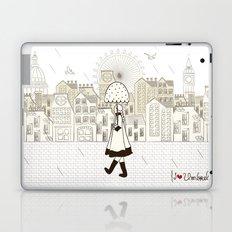 I {❤} Umbrella Laptop & iPad Skin
