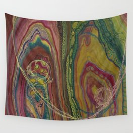 Sublime Compatibility (Intimate Reciprocity) Wall Tapestry