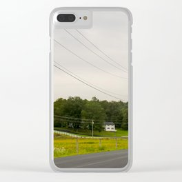 Farm Country Clear iPhone Case