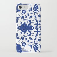 jungle iPhone & iPod Cases featuring JUNGLE by RUEI