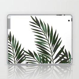 Palm Leaves Green Laptop & iPad Skin