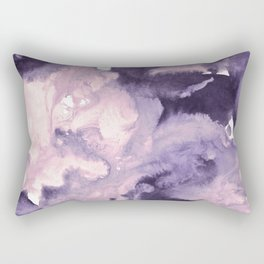 inkblot marble 9 Rectangular Pillow