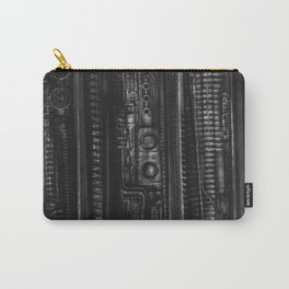 H.R.  Giger Texture Carry-All Pouch